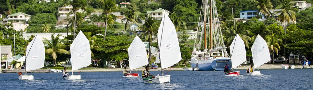 Bequia Youth Sailors