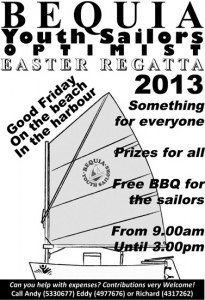 Easter Regatta Flyer